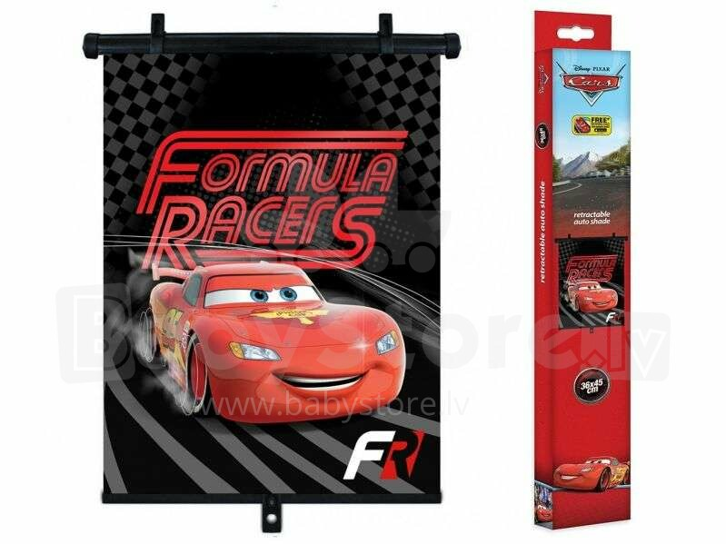 Disney Cars Rullo Art5214097 Roller Sunshade 1 Pcs