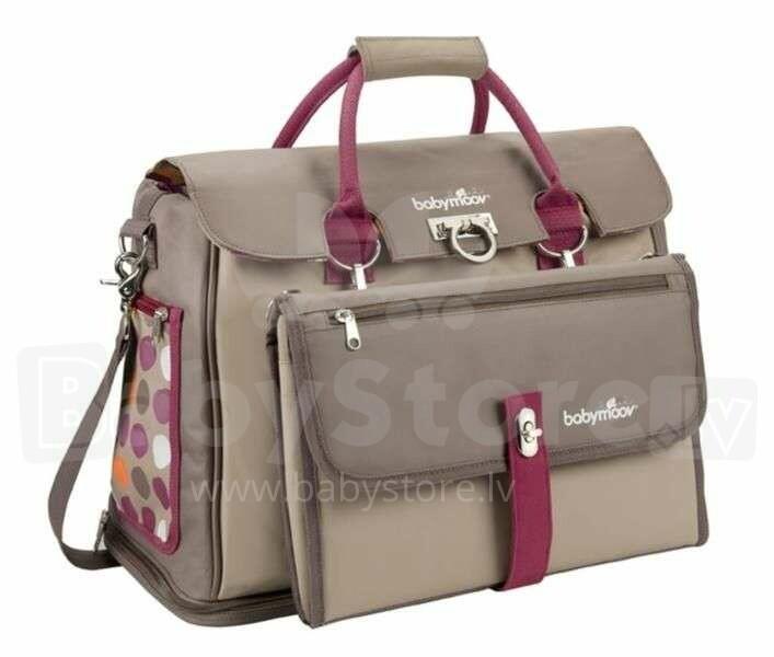 ded80d4e2d53 Babymoov Maternity Bag Hibiscus Art.A043522 Сумка-органайзер для мамы