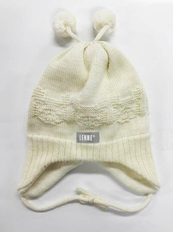 86359df3a176 Lenne'18 Knitted Hat Brigs Art.17370/100 Тёплая зимняя шапочка для малышей  (разм. 40-50 см)
