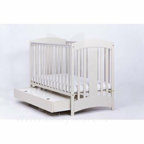 Drewex Natalia White Art91729 детская деревянная кроватка