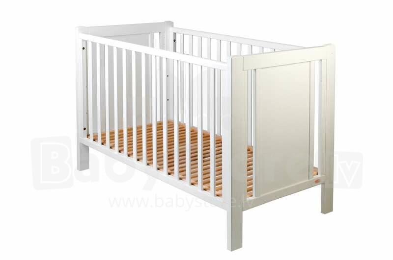 Troll Sofia White Artcot Sf0262 детская деревянная кроватка