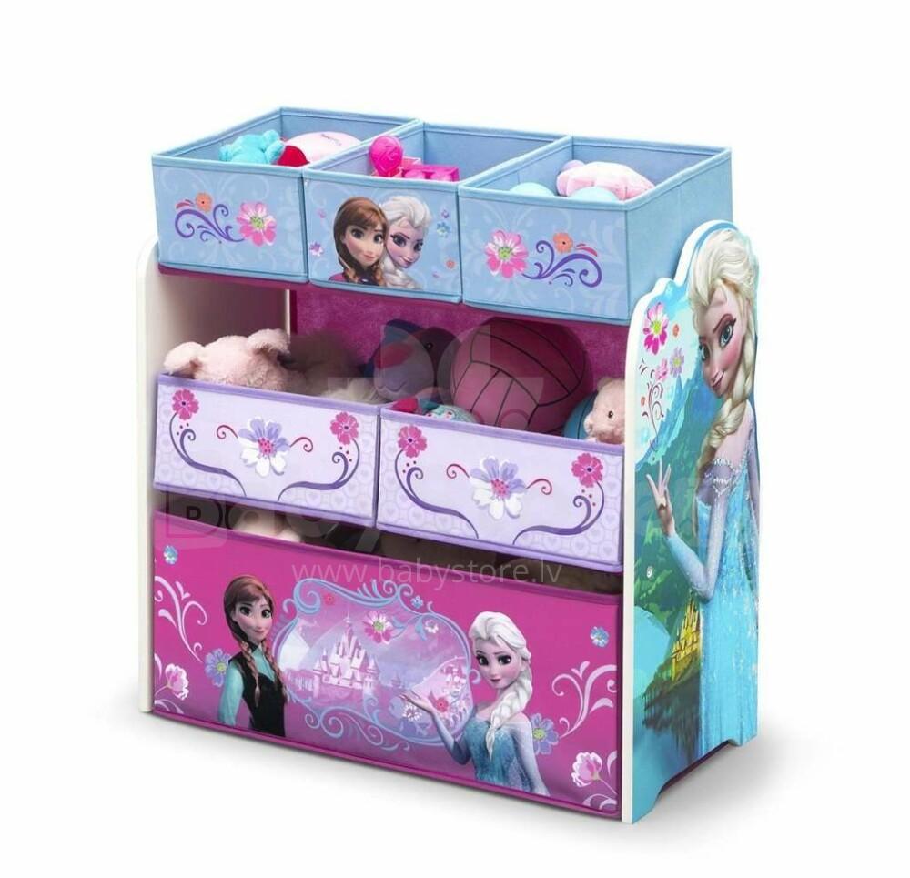 8c67a12a530 Delta Children Frozen Art.TB84986FZ Korraldaja - kast mänguasjad ja raamatud