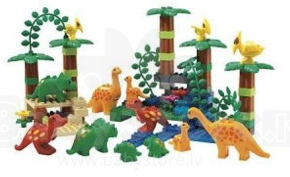LEGO Education DUPLO Wild animals Set 9213