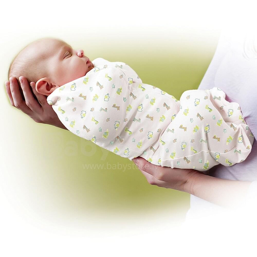 Своими руками пеленаем ребенка