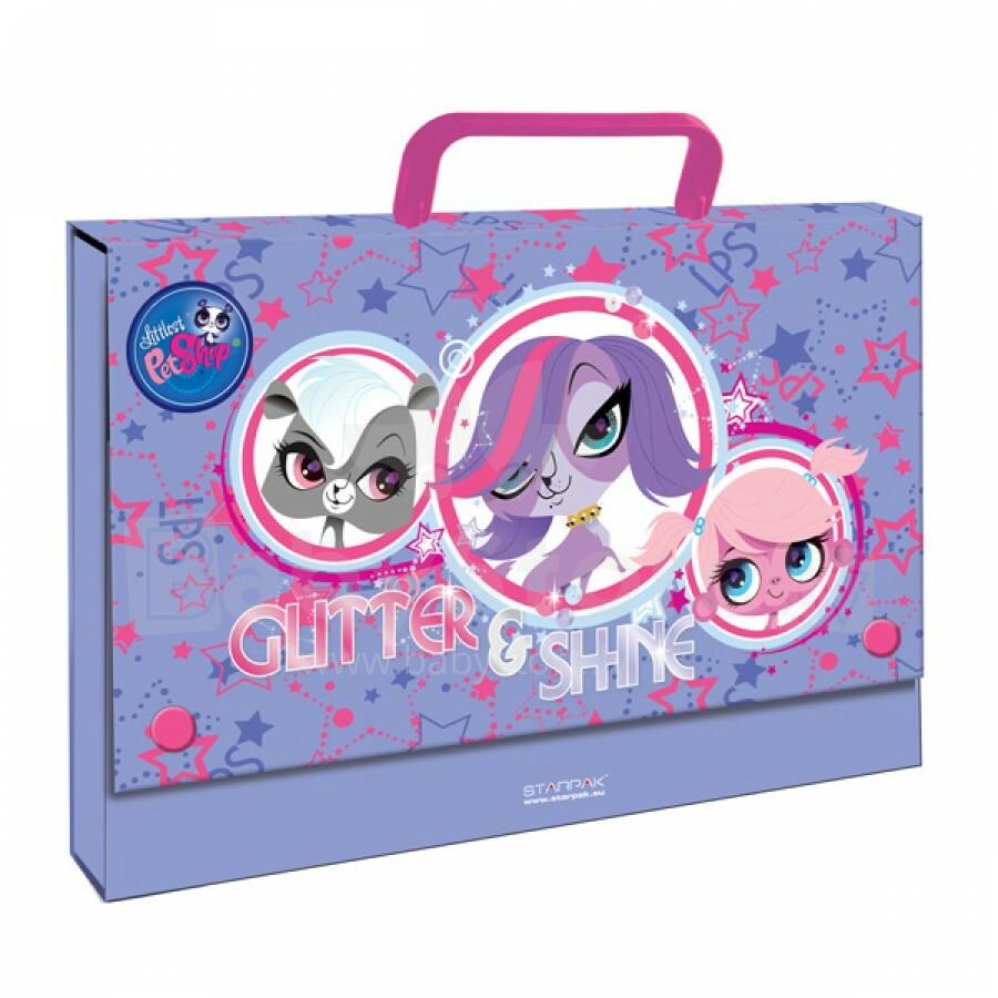 f27ebe3df944 Starpack Pet Shop Картонный портфель с ручками А4 - Каталог / Другие ...