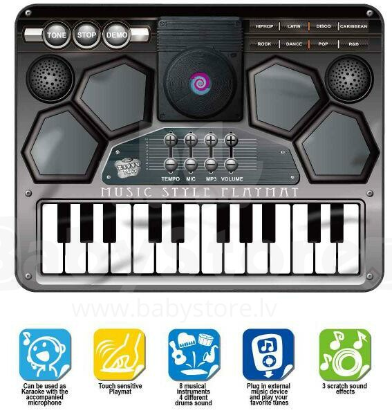 PW Toys Art IW181 Music Style Playmat