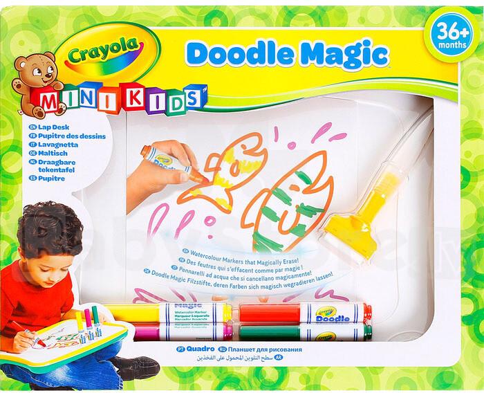Crayola Doodle Magic Art 81-1969 Maģiskā zīmēšana