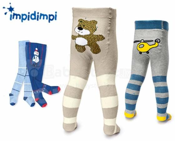Impidimpi Art.102176 Kvalitātīvas un stilīgas bērnu zeķubikses