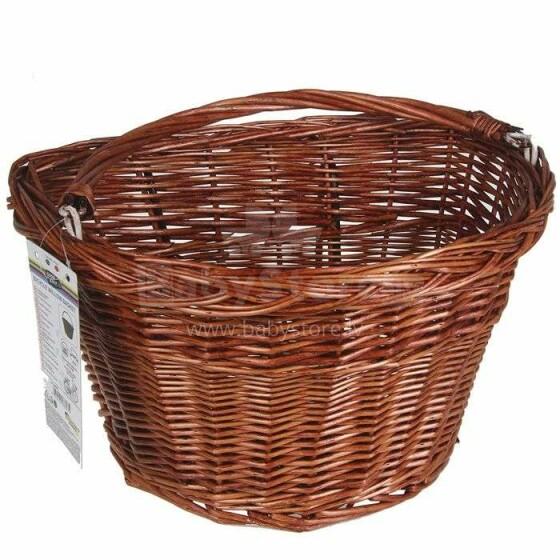 Bottari Willow Basket  Art.88893  groziņš velosipēdam ar piestiprinājumiem