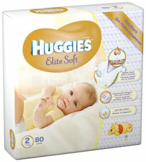 Huggies Newborn Elite Soft Art.041564920
