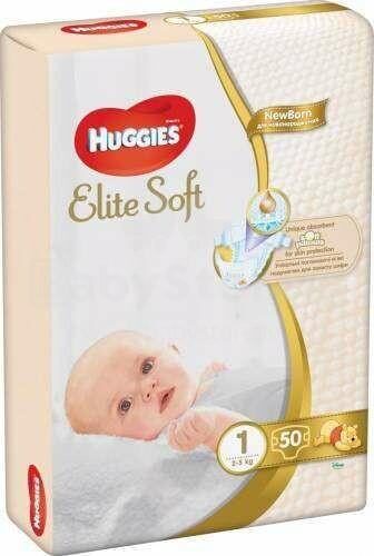 Huggies Elite Soft Newborn Art.041564883
