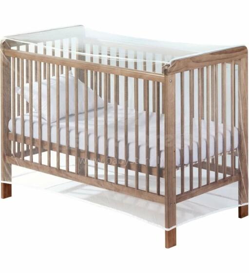 Fillikid Art.BB002-07 Moskītu tīkls bērnu gultiņām (tumšā)
