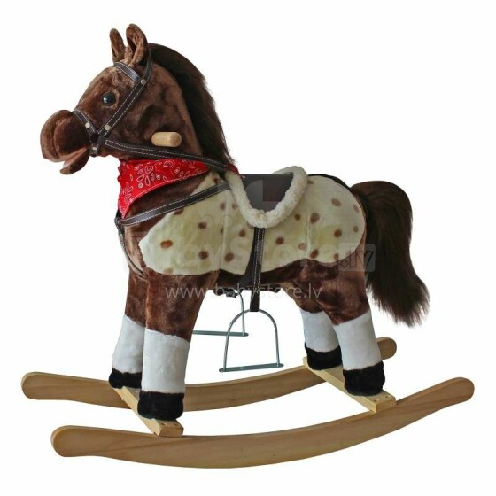 Babymix Rocking Horse Art.YL-XL222s  Bērnu Šūpulis-Zirdziņš