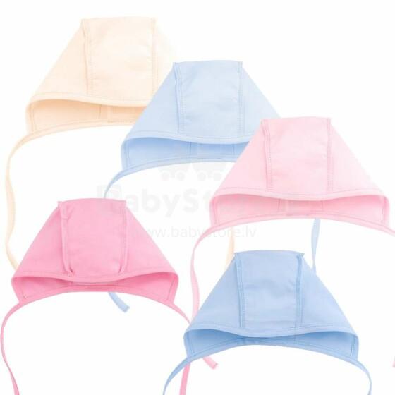 Bembi Mix Color Art.SHP2-000 Mazuļu (zīdaiņu) kokvilnas cepure
