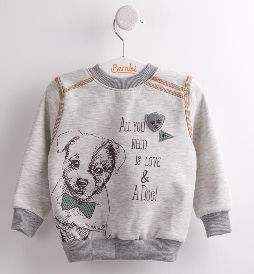 Bembi Art.DJ143-MX0 Bērnu kokvilnas džempers