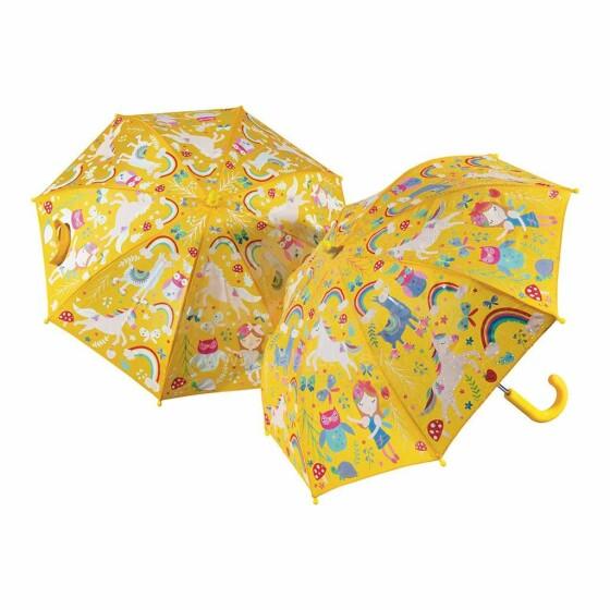 Umbrella Colour Rainbow Fairy Art.40P3568 Bērnu lietussargs