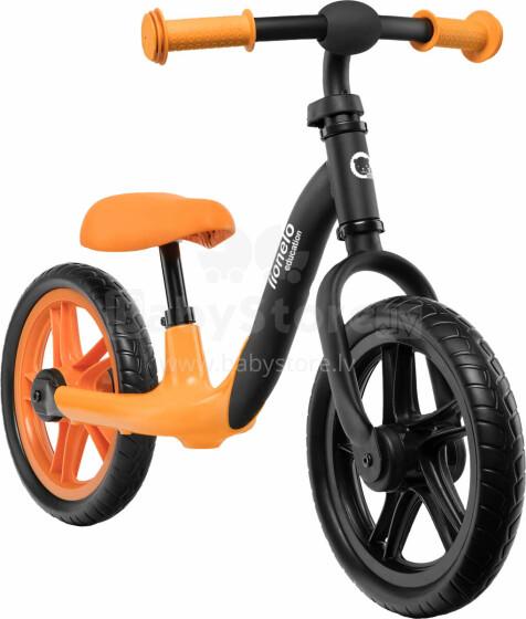 Lionelo Alex Art.12733 Orange  Bērnu skrējritenis ar metālisko rāmi