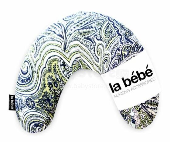 La Bebe™ Mimi Nursing Cotton Pillow Art.19790 Barošanas / atpūtas pakaviņš (pakavs)  19*46cm