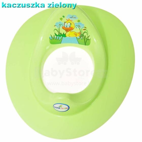Tega Baby Kaczuszka Art.20753 Poda vāka mazinātājs - zaļš