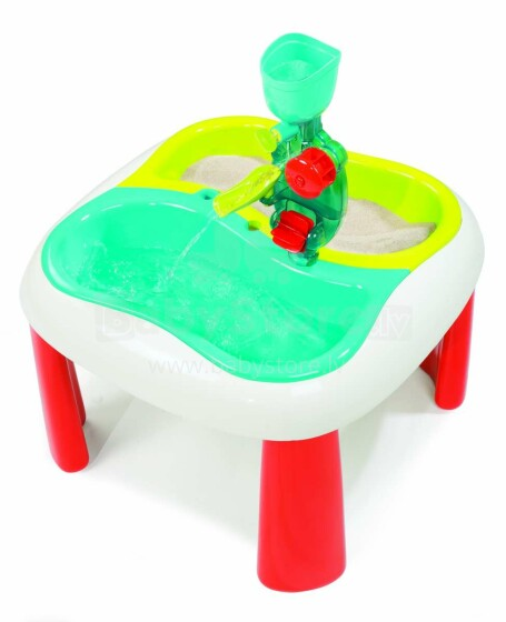Smoby Art.310063 Sand and Water Table Aktivitātes galds