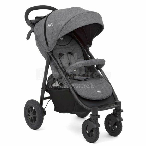 Joie Litetrax 4 AIR Chromium Art.178638 Pastaigu rati