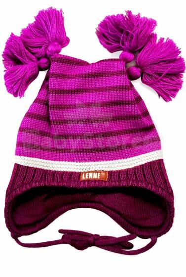 LENNE '14 - adīta cepure North (44-50 сm) art.11383 krāsa 263