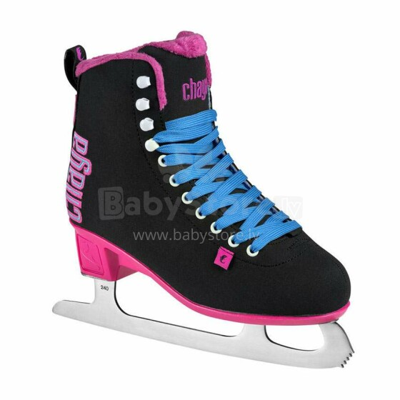 CHAYA ICE CLASSIC BLACK/ PINK LEDUS SLIDAS