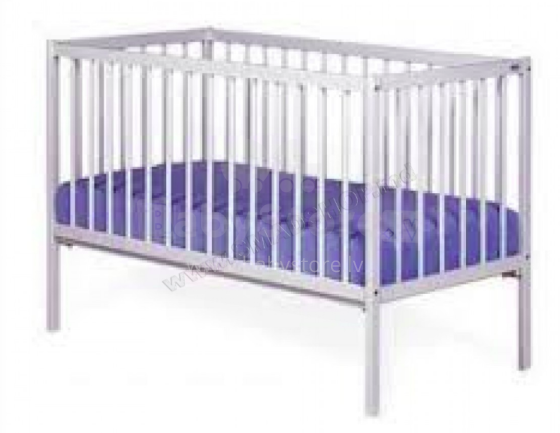 Drewex Kate Pine Wood Bērnu gultiņa