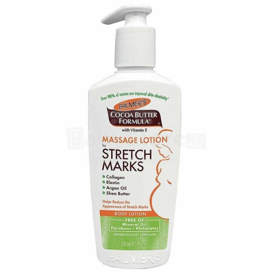 Palmer's Massage Lotion For Strecth Marks Art.72085