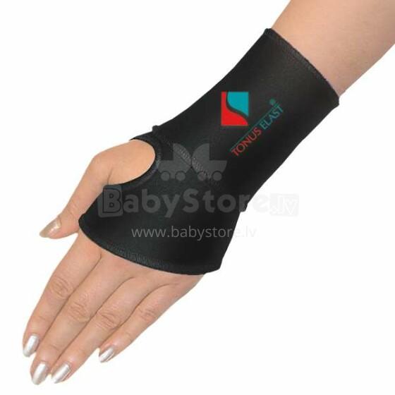 Tonus Elast Art.0001 Medicīniskais elastīgais apsējs no neoprēna (ortoze) plaukstas locītavas fiksācijai