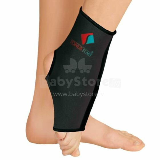 Tonus Elast Art.0002 Medicīniskais elastīgais apsējs no neoprēna (ortoze) pēdas locītavas fiksācijai