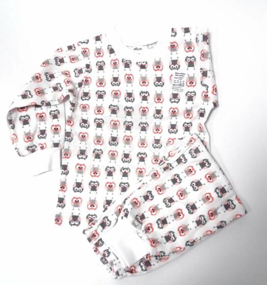 Galatex Art. 81359 bērnu kokvilnas pidžama