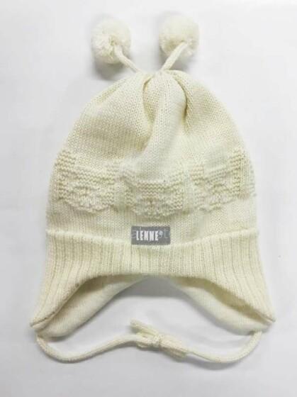 Lenne'18 Knitted Hat Brigs Art.17370/100 Mazuļu siltā ziemas cepure (izm. 40-50 cm)