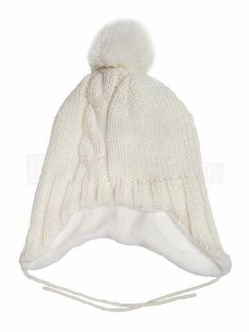 Lenne'18 Knitted Hat Jeno Art.18379-17379/100 Mazuļu siltā ziemas cepure (48-52)