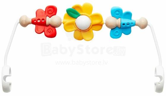 BabyBjörn Babysitter Flying Friends Art.080099 šūpuļkrēsliņa rotaļlieta