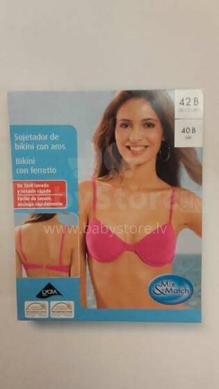 Esmara art.IAN48129 Sieviešu peldkostīma krūšturis Pink