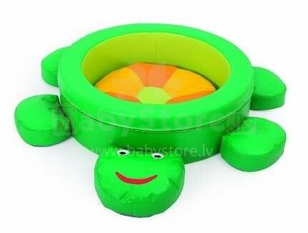 Novum Turtle Playpen Art4640801 детский мат и бассейн для шариков