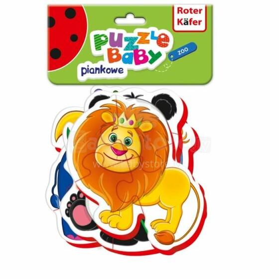 Roter Käfer Baby Puzzle RK1102-04 ZOO (Vladi Toys)
