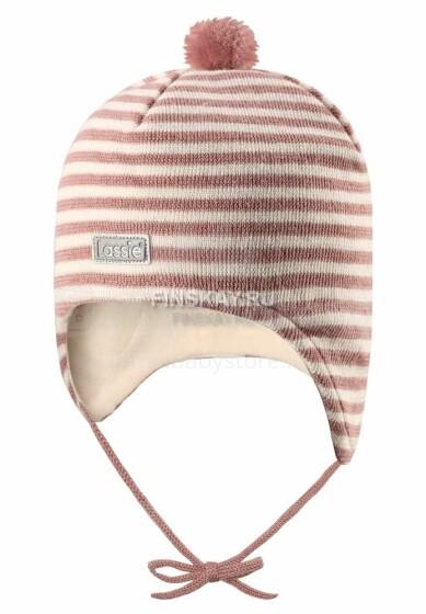 Lassie'18 Powder Pink Art.718723-4311 Bērnu vilnas cepure meitenēm (1-4)