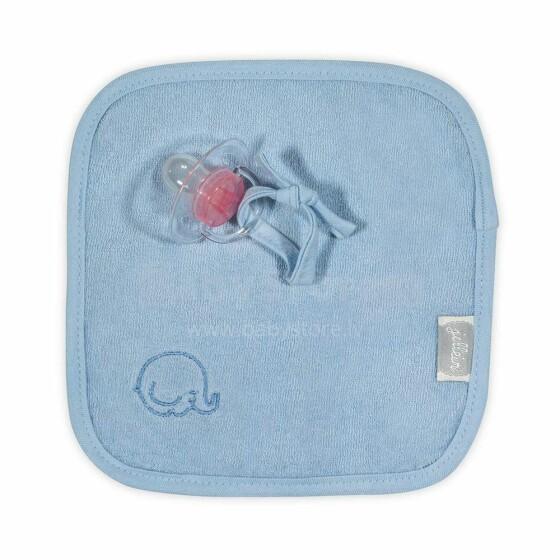 Jollein Pacifier Cloth Art.031-562-00010  Mīksta miega lupatiņa