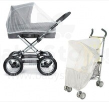 Womar Art. 20423 Universāls anti moskitu tīkls bērnu ratiem