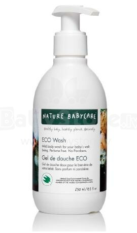 Nature Babycare ECO Sensitive Wash Art.14078 Šķidrās ziepes bērniem