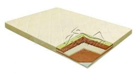 Intema Viva bērnu matracis w/s cotton  60x120x7 cm