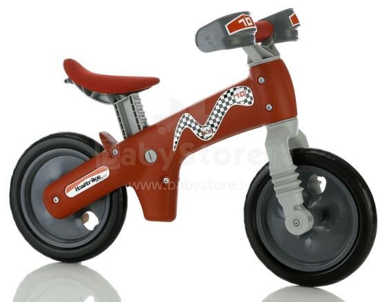"""Italtrike Balance Bike velo bez pedāļiem 12"""" Bi&Ci"""