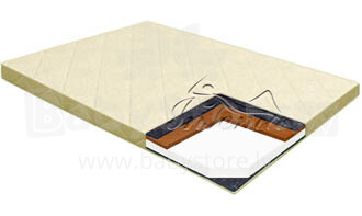 Intema ALTA-6 W/S cotton matracis  60x120x7 cm