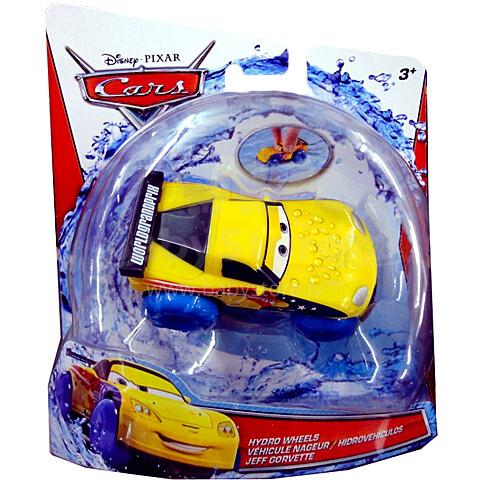 Mattel Y1339 Cars 2 Bath Racer