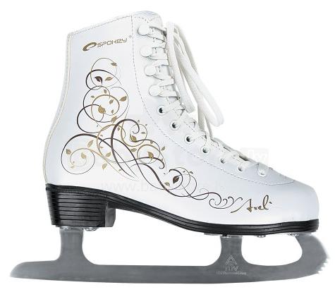Spokey Axel Women Ice Skates 83218 sieviešu ledus slidas ( 38,39 )