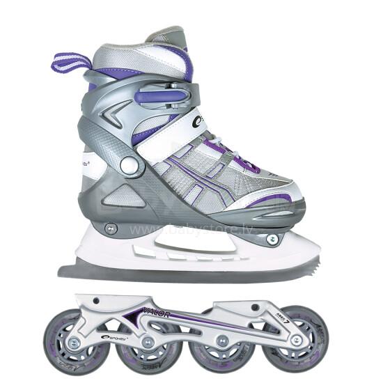 Spokey Valor 832212/832211 Adj. in-line / ice-skates (30-41)