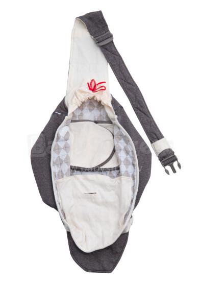Lodger'14 Sport Cacao SH 046 multifunkcionāls slings