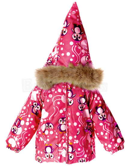 Huppa '15 Virgo Pinguin 1721BW00-663 Ziemas mazuļu termo jaka (86 ,92cm)
